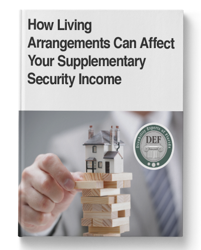 How Living Arrangements Can Affect Your Supplemental Security Income Benefits