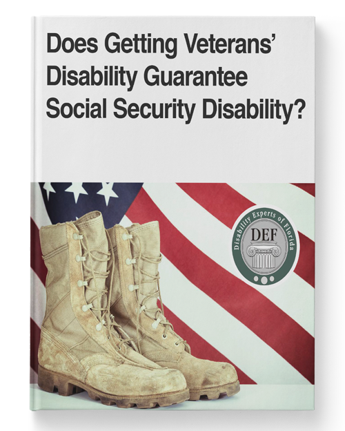 Does Getting Veterans' Disability Guarantee Social Security Disability?