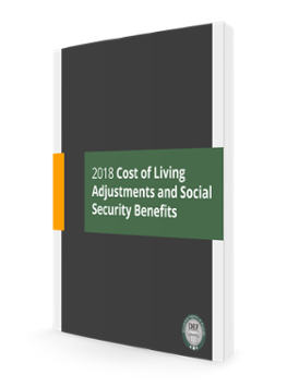 2018 Cost of Living Adjustment amount and what it means for your benefits.